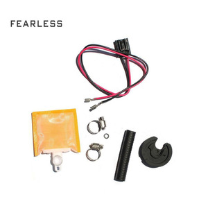 Image 3 - 12V Fuel Pump 125Lph For Ford Mitsubishi 3000GT i MiEV L200 Diamante Eclipse ASX Galant Lancer RVR Raider Fuel Pump TP 213c
