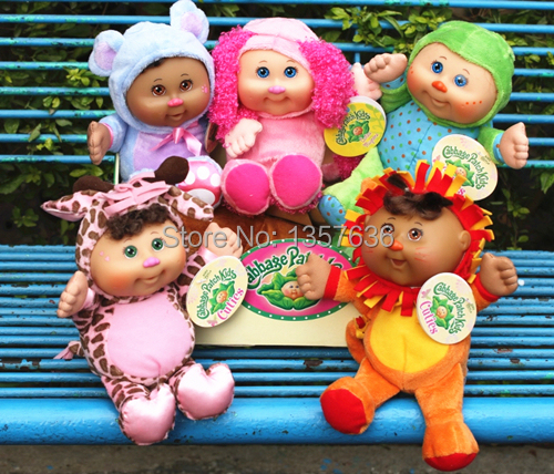 Genuine Cabbage Patch Kids Cuties Doll CPK Girls Christmas Gift ...