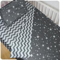 3pcs baby crib bedding set cotton Quilt Cover linens Sheet children's bed linen Pillowcase kit sabanas Linen Sets Without Filler