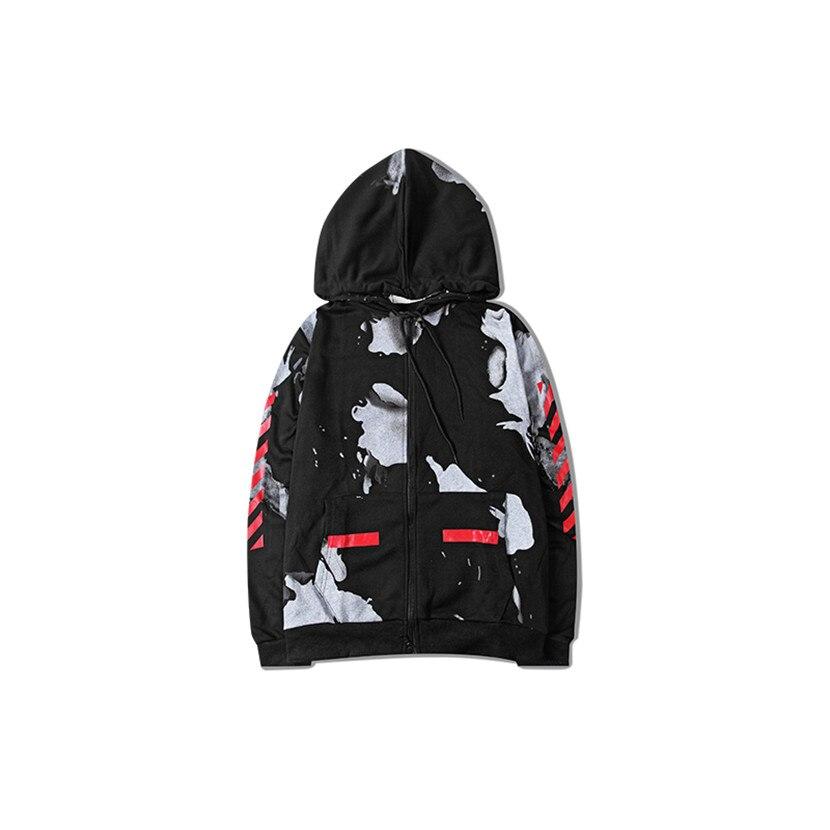 Skateboard Hoodies Skateboarding Color Mixed Skate Sportswear Hip hop Hoodie White Black Color Available in Skateboarding Hoodies from Sports Entertainment