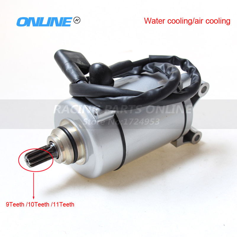 Zongshen LONCIN Lifan Cg125/150/200/250cc Engine Electric Stater Motor Stator Fit Pit Dirt Bike ATV Go-Cart Spare Parts