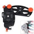 Oversea Stock Aluminum Camera Belt Buckle Waist Strap Mount Button Hanger Holder Quick Release for Canon Nikon Sony Pentax DSLR