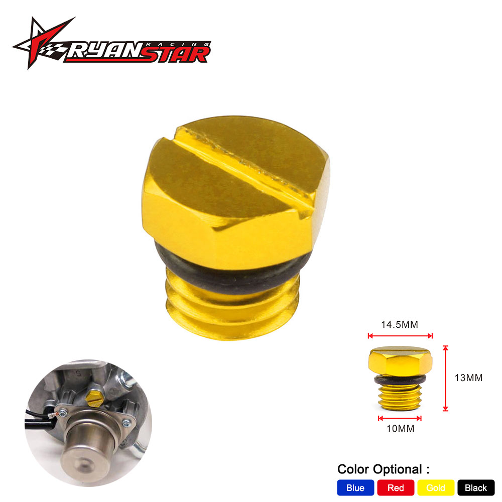 billet air bleeder screw fuel filter housing 2001 2016 for gmc duramax diesel bleed ln036 in nuts bolts from automobiles motorcycles on aliexpress com  [ 1000 x 1000 Pixel ]
