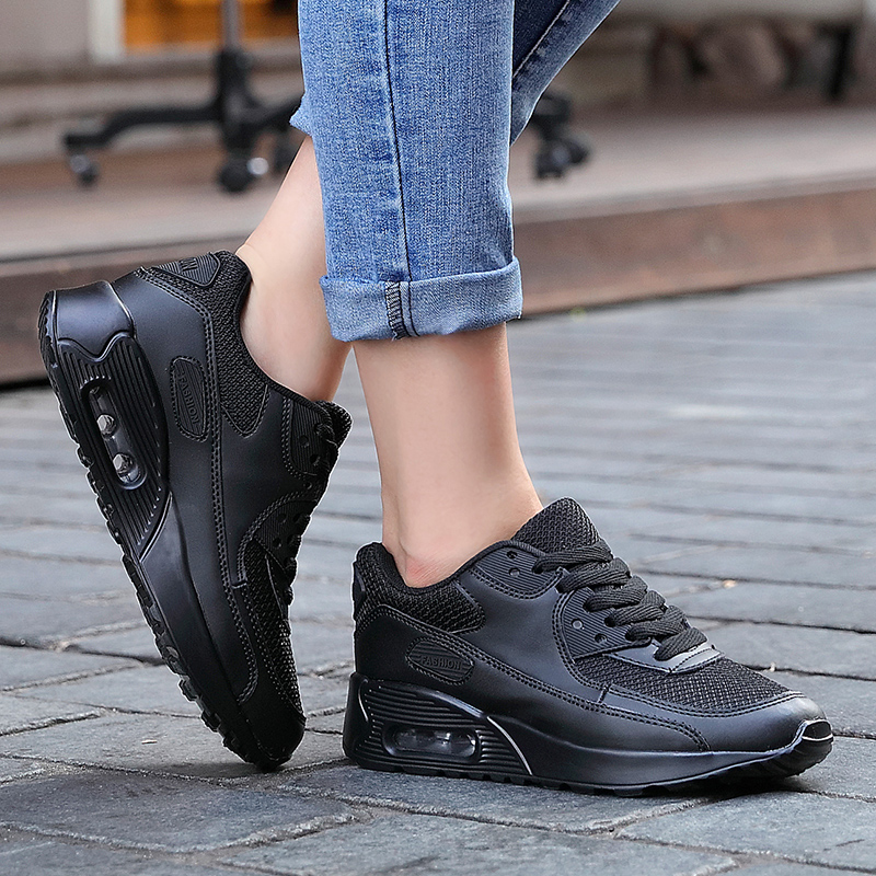 Cushion Women Running Shoes Basket Feminina Comfortable Sneakers Sports Shoes for Women Zapatillas Mujer Chaussures Femme