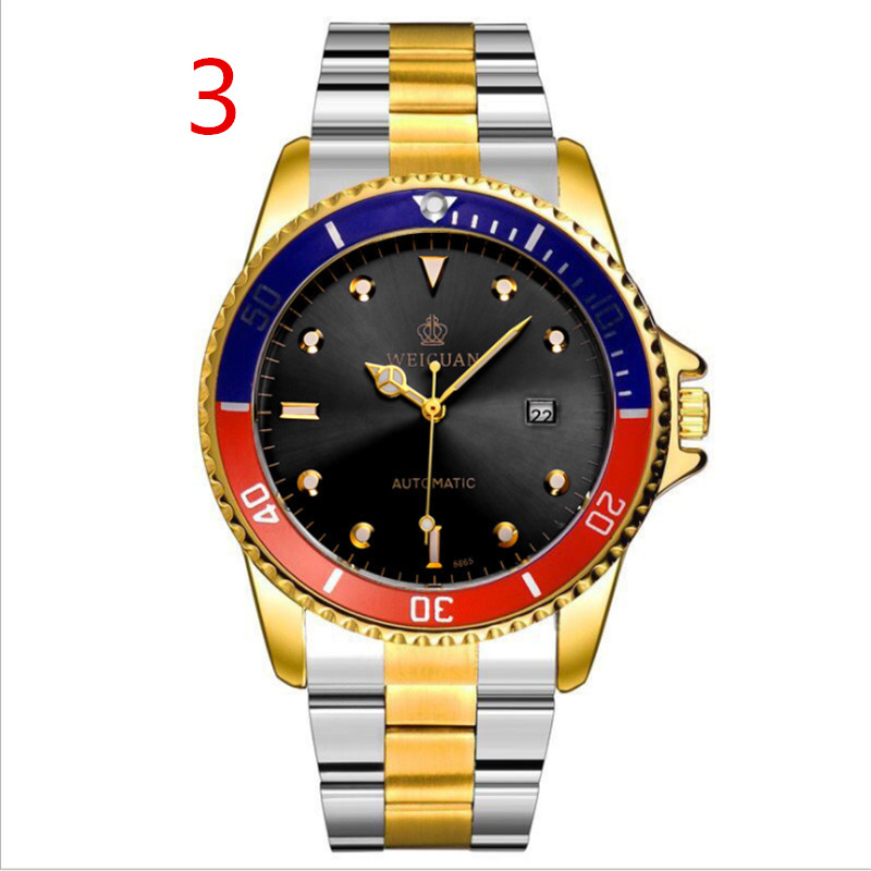 Brand Luxury Sport Quartz Watch Men Business Stainless Steel Silicone Waterproof Wristwatch 49 цена и фото