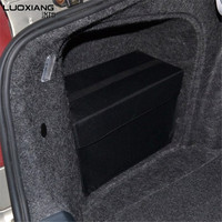 Trunk Storage Package Special Large Storage Bag For Octavia II A5 A7 Superb II 2pcs Set