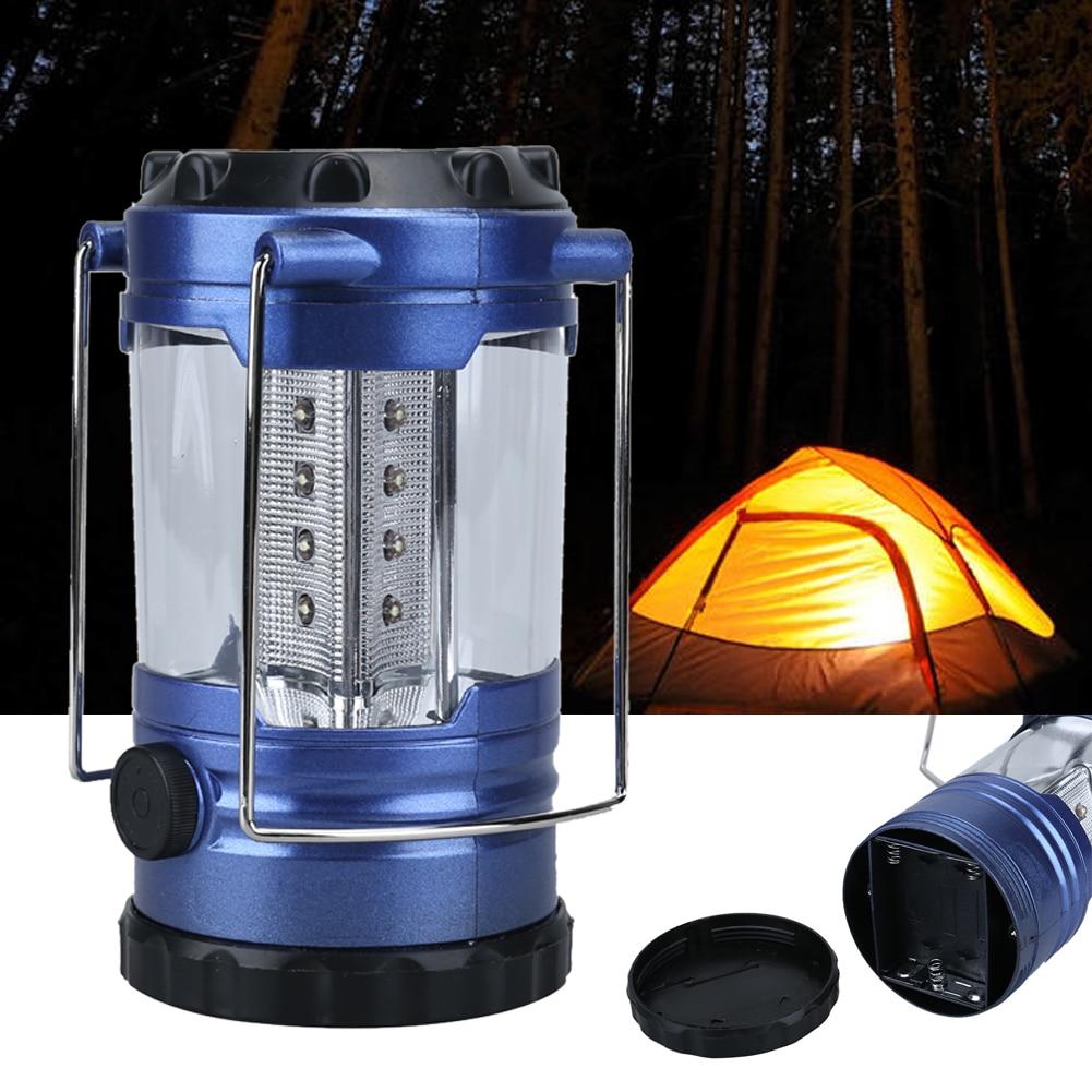 Portable 12LED 50,000H Hanging Camping Light Lantern Outdoor Camping Hiking Fishing Tent Light Flashlight Emergency Lanterns one light frosted glass antique rust hanging lantern