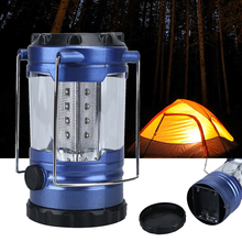 Portable 12LED 50,000H Outdoor Hanging Camping Lantern Camping Hiking Tent Lantern Bulb Fishing Light Bulb Lamp High Quality