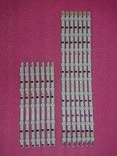 (Nuevo Kit)14 unidades/juego de reemplazo de tira LED para Samsung UE42F5300 D2GE 420SCB R3 D2GE 420SCA R3 2013SVS42F BN96 25306A 25307A