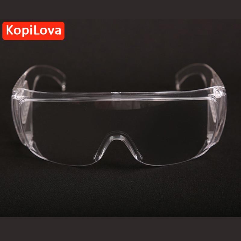 Kopilova Защитные очки против пыли aviod распыления очки ветрозащитный Очки для защиты глаз Бесплатная доставка