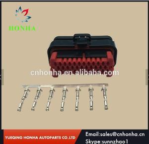 Бесплатная доставка 5/10/20/30 шт. ЭБУ вилка 35 pin ECU 776164 автомобильный разъем 770680-1 776273-1 электрический провод разъем