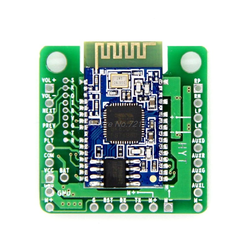 Wireless Bluetooth Amplifier Module BK8000L Stereo Audio Receiver Digital Board With Call FunctionWireless Bluetooth Amplifier Module BK8000L Stereo Audio Receiver Digital Board With Call Function
