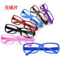 Cheap price various cosplay full frame glasses Bleach/K/Gintama cosplay glasses daily wear near sight glasses CS71