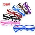 Precio barato varios cosplay gafas de marco completo Bleach/K/Gintama cosplay gafas de uso diario cerca de mirillas CS71
