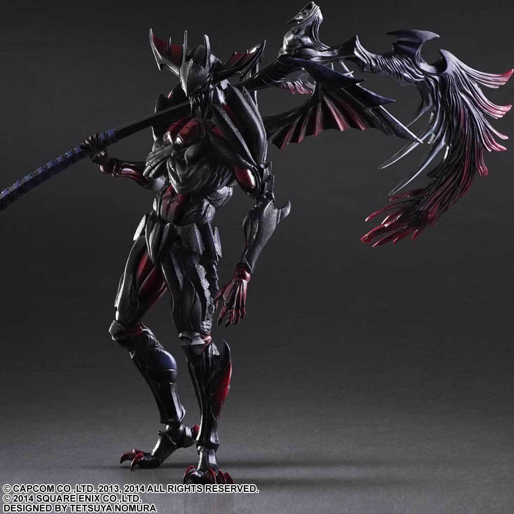 PLAY Arts Monster Hunter ULTIMATE PVC Action Figure Collectible Model Toy