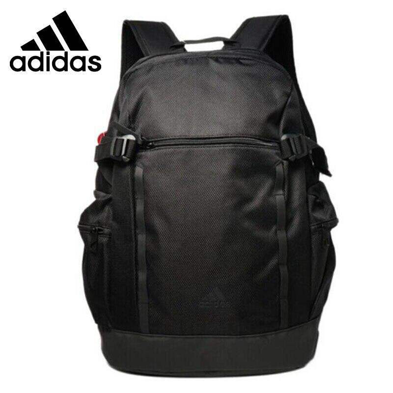 все цены на Original New Arrival 2018 Adidas POW S POCK18 Unisex Backpacks Sports Bags