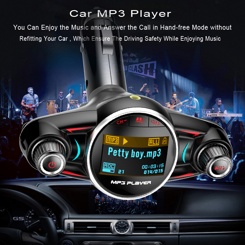 E0551 BT08 Bluetooth Car Kit (1)