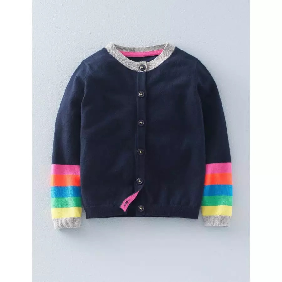 2016 Spring Autumn Children s Clothes Baby Long Sleeved Cotton Girl Cardigan Sweaters Kids Sweatercoat