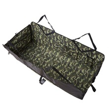 Camouflage Dog Car Seat Cover Mat Pet Travel Universal Waterproof Hammock for Cars Trucks SUV