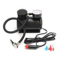 Portable Mini Air Compressor Auto Car Electric Tire Inflator Pump 12V High Pressure Car Tools Kit
