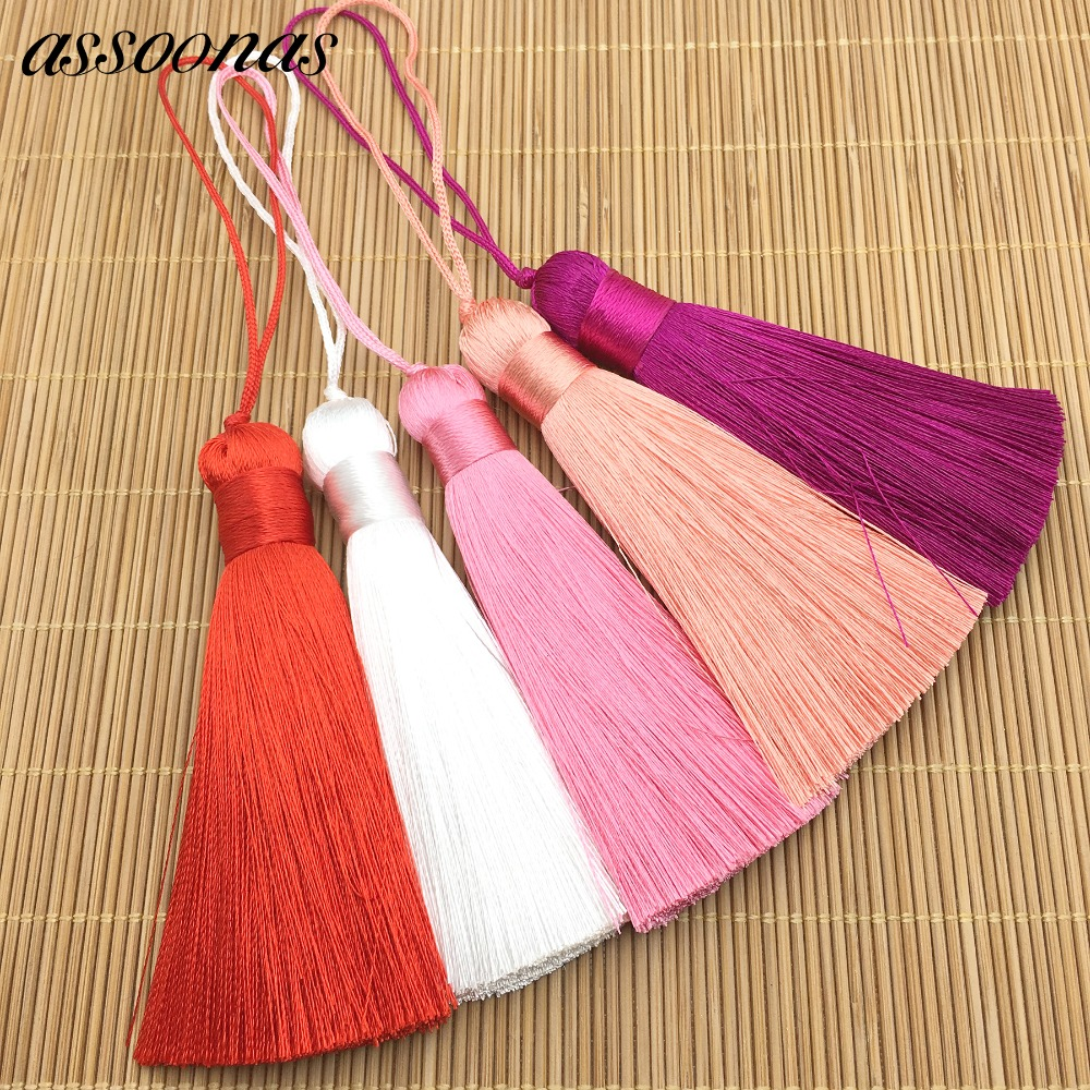 assoonas L76/jewelry accessories/accessory parts/jewelry findings components/Silk Tassel/diy jewelry/tassel/accessories diy/ diy jewelry findings