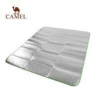 Camel Outdoor Moisture-proof Floor Mat 180 * 150 Camping Aluminum Foil Outdoor Camping Hiking Sleeping Mattress Mat Pad 2FC4001
