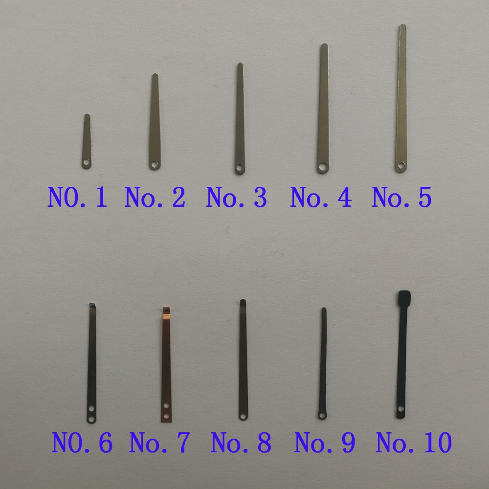 (50 pieces/lot) Saxophone Flute Clarinet Leaf Flat Spring
