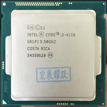 Intel Core i3-4160 Dual Core 3.60GHz Haswell CPU 5 GT/s 3MB SR1PK LGA1150 Processor