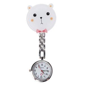Cute 3D Cartoon White Bear Nur