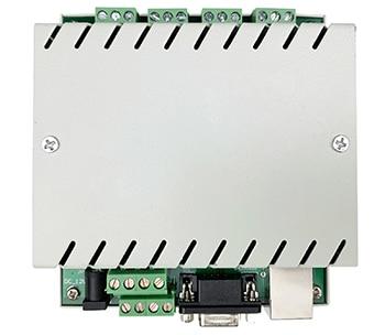 4 gangue Rede Relé Módulo Interruptor de Controle de Automação Residencial Inteligente Diy Alarme de Segurança Controle Remoto Domotica Ethernet RS232