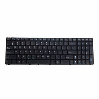 Notebook Computer Replacement Keyboards Fit For Asus G60 G60J G60JX G60VX G72 G73 G73JH G73Jw G73Sw Laptops Keyboards T20