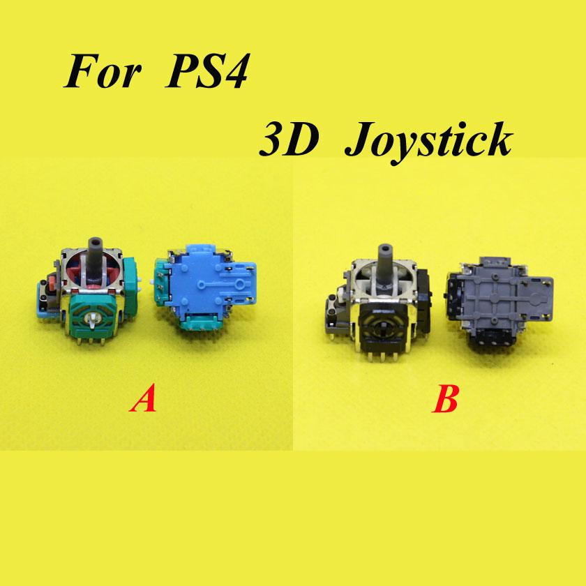 2Color ALPS Right / Left Joystick 3D Analog Stick Sensor For PS4 Controller Dualshock 4 Repair Part