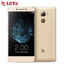 Оригинал letv leeco le pro 3×720 сотовый телефон оперативной памяти 4/6 гб rom 32/64 gb snapdragon 821 quad core 5.5 «4070 мАч Отпечатков Пальцев Смартфон