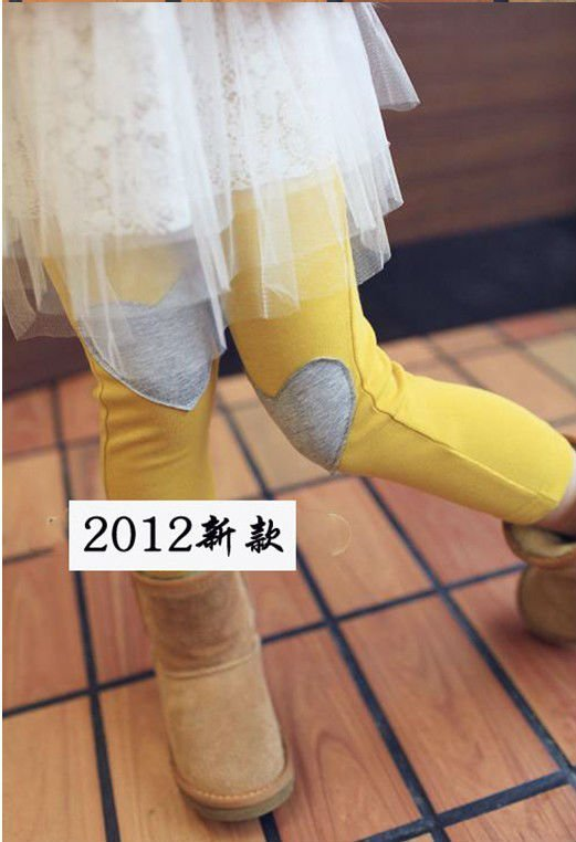 7481 г. Лидер продаж,, 5 шт., леггинсы для девочек Хлопковые Штаны детские модные леггинсы с узором узкие леггинсы розовый, синий, желтый, серый