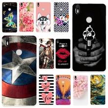 Soft TPU Phone Cases For BQ X Pro Case Silicone Cover Aquaris Back bag Fundas Bumper Bags Shell