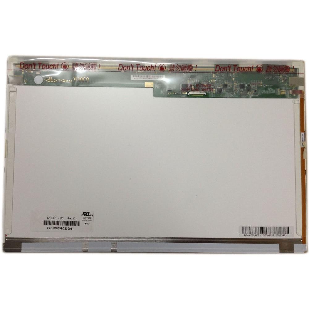 N154I6-L05 fit N154I6-L02 B154EW09 V.0/1 LTN154AT11 LCD LED SCREEN PANEL NEWN154I6-L05 fit N154I6-L02 B154EW09 V.0/1 LTN154AT11 LCD LED SCREEN PANEL NEW