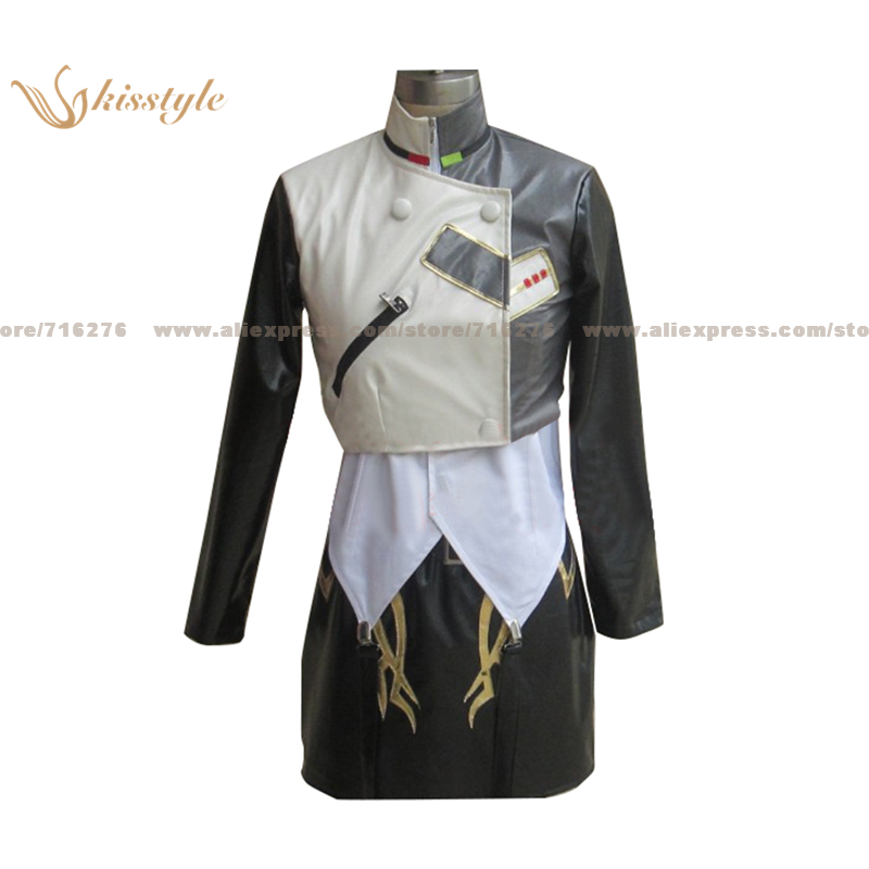 Kisstyle Fashion VOCALOID Hatsune Miku Project DIVA F Agitator Uniform COS Clothing Cosplay Costume,Customized Accepted