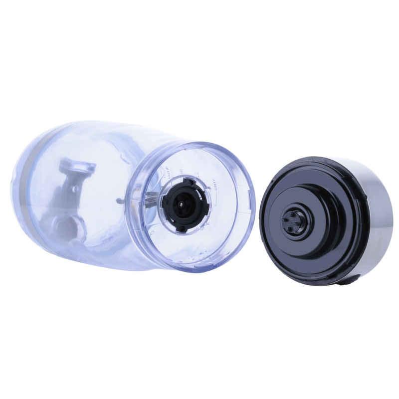 Электрический протеиновый шейкер блендер бутылка для воды автоматическое движение вихревой Торнадо 450 мл Bpa свободный съемный умный миксер