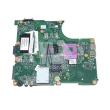 V000138830 PN 1310A2264932 Main Board For Toshiba Satellite L300 L305 Laptop Motherboard GM45 DDR2 with Free CPU