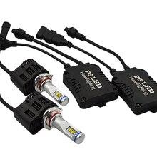 For LED CHIP Hi/Lo H13 55W P6 car replacement Headlight LED Bulb 10400LM Auto parts Lamp 3000K 4000K 5000K 6000K