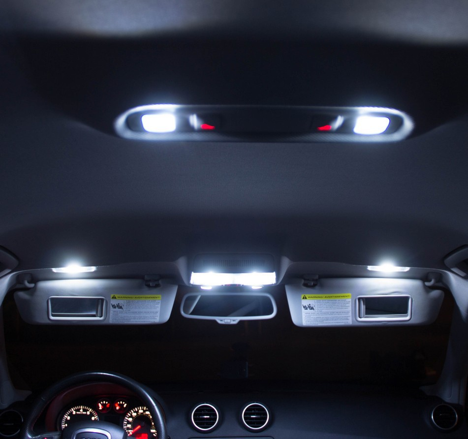Free Shipping 7pcs Lot White Interior Led Lights For Chevrolet Trailblazer 1999 2001 In Signal Lamp From Automobiles Motorcycles On Aliexpress
