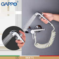 GAPPO Bidets muslim shower Toilet Sprayer faucets toilet shower Bidet wall mounted Handheld Shower torneira do anheiro