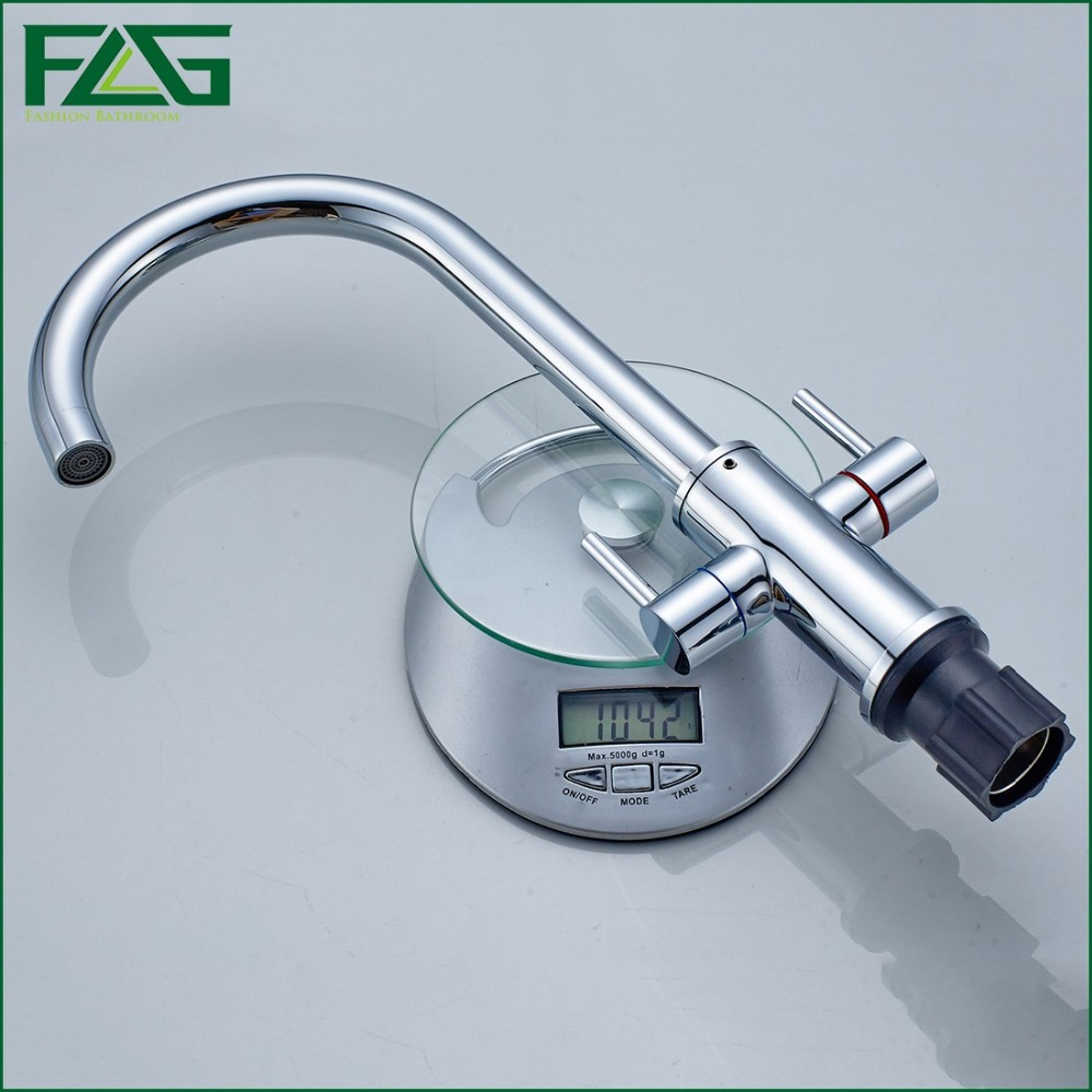 House Scenery Tap Good Quality Kitchen Faucet Chrome Finishing 360 ...