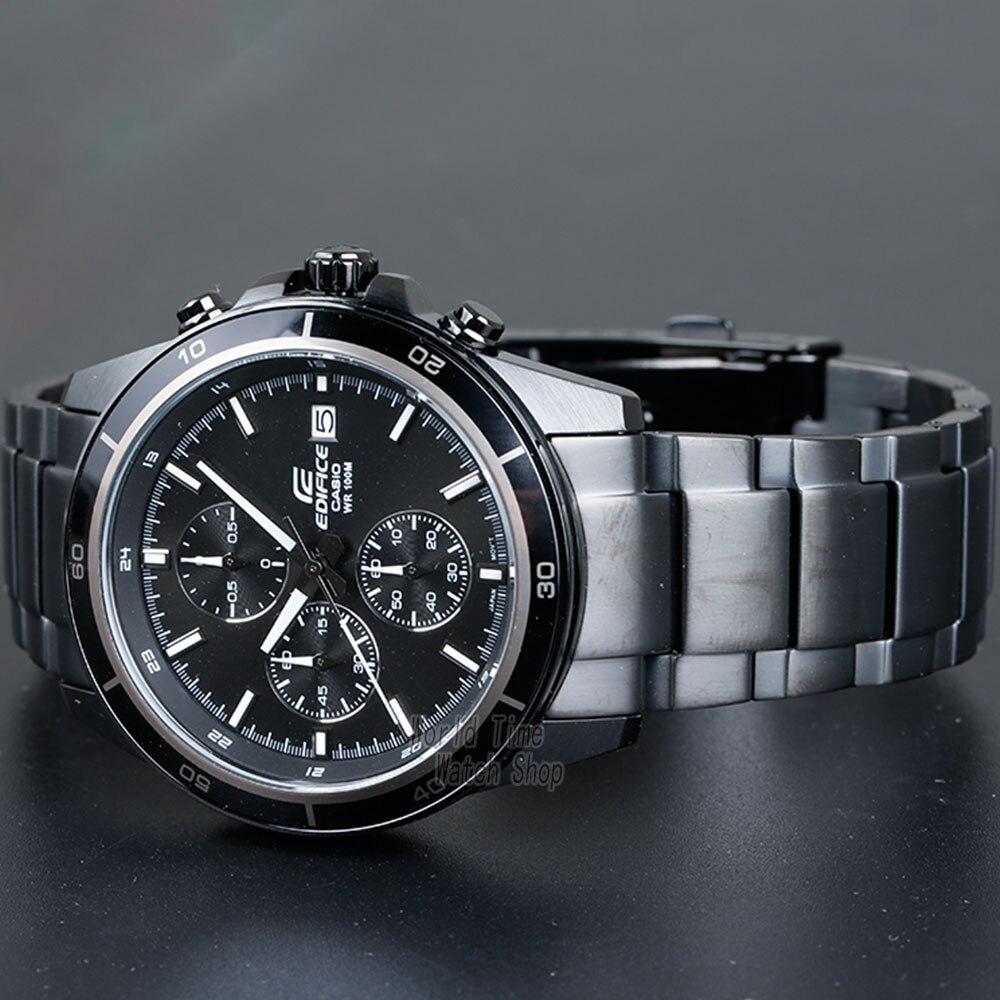 Image 3 - Casio Edifice watch men top luxury set Waterproof Luminous Chronograph men watch Sport military quartz Watch relogio masculino-in Quartz Watches from Watches