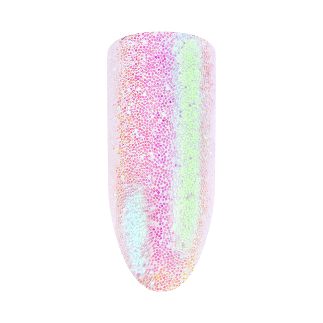 1 Box Pearl Shell Nail Glitter AB Color Sequins Flakes Nail Art Paillette Powder Dust DIY Manicure Nail Decoration