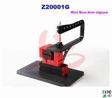 mini bow-arm jigsaw, Mini Lathe Machine;  Woodworking tool, Best Gift for Students