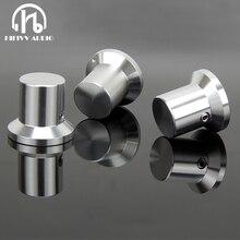 Усилитель звука HIFI 1 шт., алюминиевая ручка громкости, диаметр 25 мм, Высота 22 мм, усилитель, потенциометр