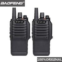 "woki טוקי baofeng 2pcs Baofeng BF-9700 עוצמה גבוהה מכשיר הקשר Waterproof BF 9700 Long Range Woki טוקי מקצועי רדיו UHF Comunicador 10 ק""מ (1)"