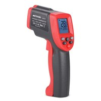 Meterk MK700 12:1 Multifunctional Handheld Non contact Digital LCD IR Infrared Thermometer Temperature Tester Pyrometer