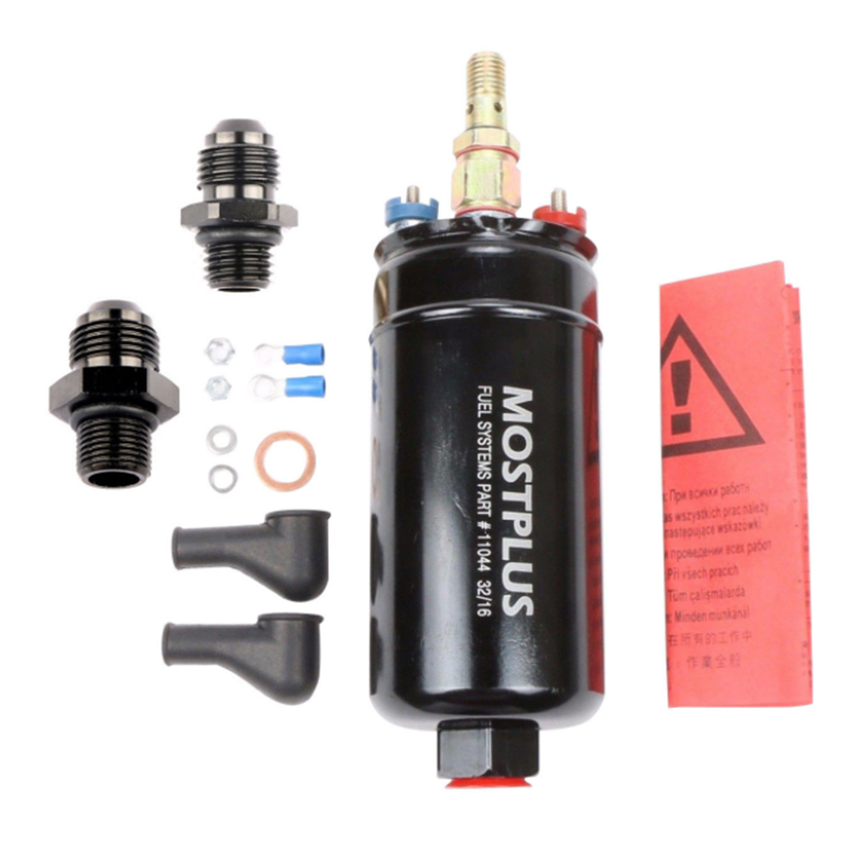 Genuine Bosch 044 Inline External Fuel Pump 300lph 180 day warranty 0580254044